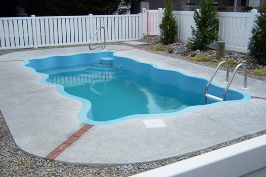 Central Jersey DIY Pool